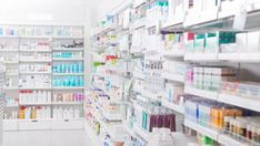 Photo about Pharmacy interior with blurred background. Image of hospital, shop, healthcare - 58416047 News Health, Health Care, Home Care Agency, Store Layout, Senior Home Care, Diabetes Treatment Guidelines, Home Pictures, Emergency Preparedness, Emergency Supplies