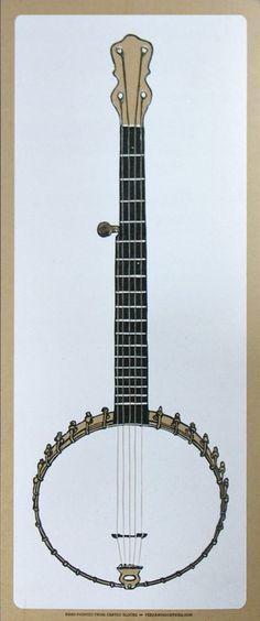 i love the banjo