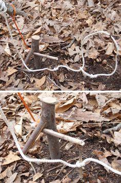Motion Triggered Survival Snare