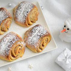 KORVAPUUSIT – Brioches Scandinaves à la cannelle – {Foodista Challenge #4} | Les Carnets de Sophie