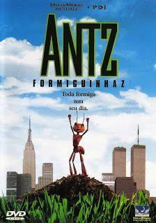 Antz: FormiguinhaZ - DVDRip Dual Áudio