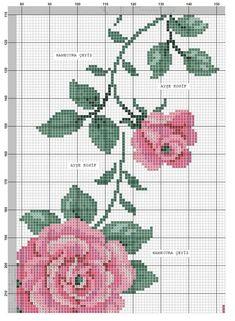 Cross Stitching, Cross Stitch Patterns, Needlework, Kids Rugs, Retro, Flowers, Crafts, Zoom Zoom, Reflection