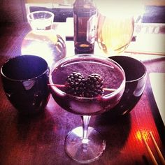 """Thanks to """"urbangypsyscreed"""" for posting Kraken's Blood - one of our The Kraken Rum Cocktails, on Instagram!  Kraken Cocktails are available until Halloween - enjoy while they last! ;-)"""