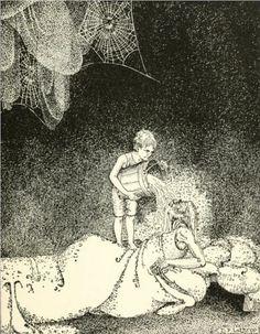 A Little Boy Lost  - Dorothy Lathrop