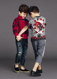 Dolce & Gabbana Child Collection Primavera-Verano 2015