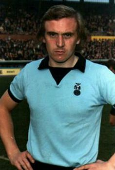 Colin Stein of Coventry City in 1973.