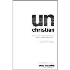 Great book on understanding Christianity and my generation.