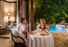 The Millionaire Honeymoon Butler Suite with Private Pool Sanctuary. | Sandals Resorts | Jamaica