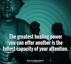 Healing  attention