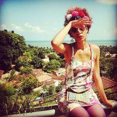 fantasia de Frida para o #carnaval
