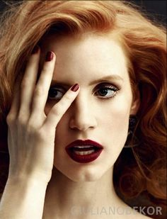 jessica chastain is nominated for best actress for her role in Zero Dark Thirty