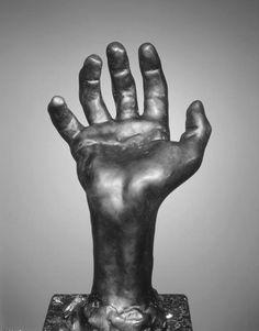 #hand Auguste Rodin