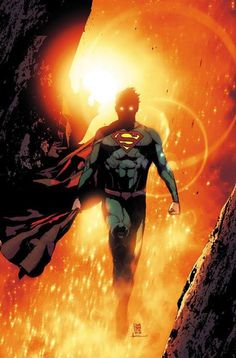 Superman by Andrea Sorrentino.