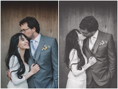 love and happiness (+ a cute cardi for the bride)