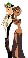The relationship between Duncan and Courtney, especially the way he calls her 'rincess', reminds me of Han Solo and Princess Leia in Star Wars,. Duncan Courney as Leia Han Total Drama Island Duncan, Duncan And Courtney, Princess Leia, Disney Princess, Rocket Power, Best Shows Ever, Call Her, Couple Goals, Scooby Doo