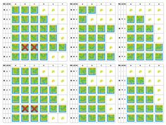Animal Crossing New Leaf Community Link S Outfit Code Sticker Book And Town Layout Chart