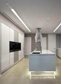 Clean Kitchen - Park House - A-cero