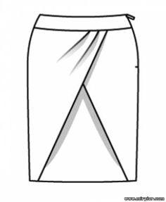 free pattern, выкройка юбки, pattern sewing, юбка тюльпан выкройка, выкройки скачать, шитье, Скачать, готовые выкройки, драпировка тюльпан, выкройки бесплатно
