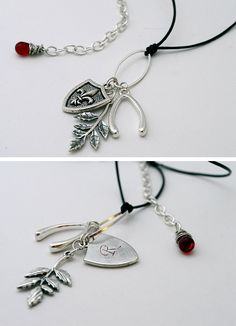 Ruby 2.0 Necklace from Supernatural by flylikehermes on Etsy https://www.etsy.com/listing/183720512/ruby-20-necklace-from-supernatural