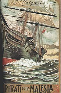 Sandokan: The Pirates of Malaysia Best Adventure Books, Beowulf, Art Of Manliness, Pirate Life, Vintage Posters, My Books, The Past, Fiction, Comic Books