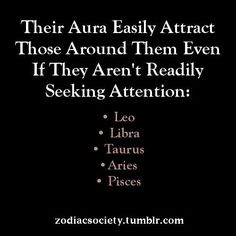 Taurus Facts. TRUTH.