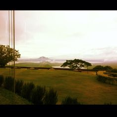 Taal Volcano.. view from Taal Vista Hotel