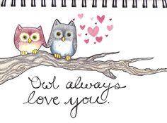 Love You Always Forever Lyrics   Owl Always Love You by CreativeCutie3 on deviantART