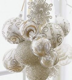 diy christmas decorations - Google Search
