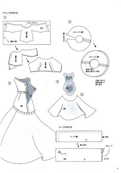 Lise Evening Dress Pattern - Page 3 of 3