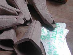 tools•PlumTreePottery Tools And Equipment, Ceramic Pottery, Stamps, Ceramics, Ideas, Seals, Ceramica, Pottery, Ceramic Art