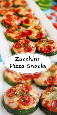 Zucchini Pizza Snacks – Essen You are in the right place about Healthy Snacks recipes Here we offer you the most beautiful pictures about the Healthy Snacks for on the go you are looking for. When you examine the Zucchini Pizza Snacks – Essen part … Healthy Party Snacks, Healthy Low Carb Snacks, Healthy School Snacks, Healthy Toddler Snacks, Healthy Snacks For Adults, Snack Recipes, Healthy Recipes, Healthiest Snacks, Quick Snacks
