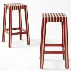 Earl Pinto - Bull stool on flodeau.com 2