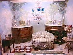 L'art du mobilier miniature du XVIème au XIXème siècle