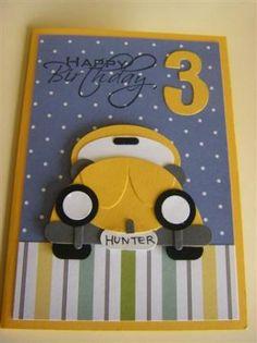 Herbie—VW Bug Birthday