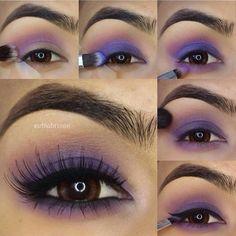 Lilac #eyemakeup  #tutorial @stylexpert