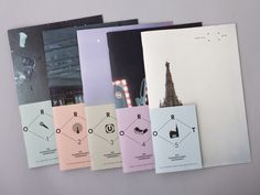 Fine Graphic Design works by Philipp Mentrup, a Designer from Germany.