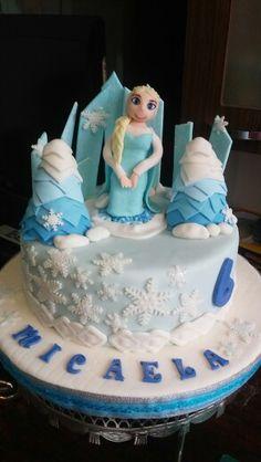 Elsa  de Frozen aventura congelada