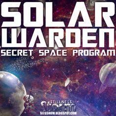 Stillness in the Storm : Solar Warden: Secret Space Program