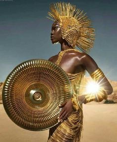 We have the internets best collection of Ankhs, Ancient Egyptian, and African fashion products. Coupled with the Worlds Most Enlightening Newsletter. Black Women Art, Black Art, Black Gold, African Beauty, African Fashion, Fashion Women, Afro Art, Afro Punk, Art Abstrait