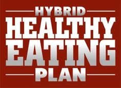 healthy eating nutrition guide - thehybridathlete.com