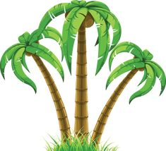 palm tree clip art free | Image courtesy of Vector Open Stock Creative Commons License