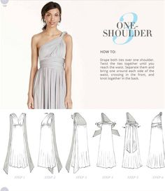 Convertible Infinity Bridesmaid Dress,Infinity Dress Tutorial,Infinity Bridesmaid Dress with Applique,Pattern for Infinity Dresses Bridesmaids, Infinity Dress Ways To Wear, Infinity Dress Styles, Infinity Gown, Infinity Clothing, Multiway Bridesmaid Dress, Infinity Dress Bridesmaid, Bridesmaid Dress Styles, Bridesmaids, Cap Dress