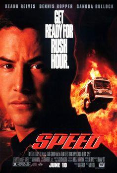 El señor de los bloguiños: Speed (1994) de Jan de Bont
