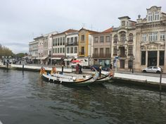Why Central Portugal Belongs on Your Travel Wish List | Via Forbes | 20/04/2017 The center of the country, between the two big cities, is very much worth some stops. It carries Portugal's complicated soul and reflects everything that makes this long-overlooked corner of Europe so compelling: deep history, medieval architecture, dignified beauty, homegrown contemporary design, poetry, spirituality,   Photo: Along the river in Aveiro #Portugal