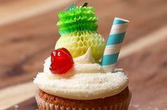 Já imaginou um drink em forma de cupcake