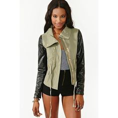 Shakedown Street Jacket ($68) ❤ liked on Polyvore