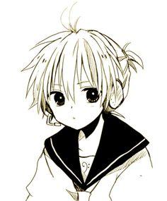 Vocaloid - Len Kagamine (鏡音 レン) -「らくがきんちょ」/「an」の漫画 [pixiv]