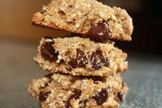 Healthy Chocolate Chip Cookies that taste as good as they look.