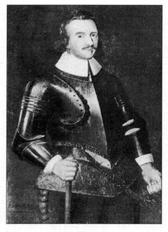 Sir Richard Grenville during the English Civil War, what a dashing sadist he was.