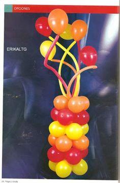 revistas de manualidades gratis Balloon Decorations, Balloons, Sculptures, Shapes, Globes, Balloon, Balloon Centerpieces, Hot Air Balloons, Sculpture